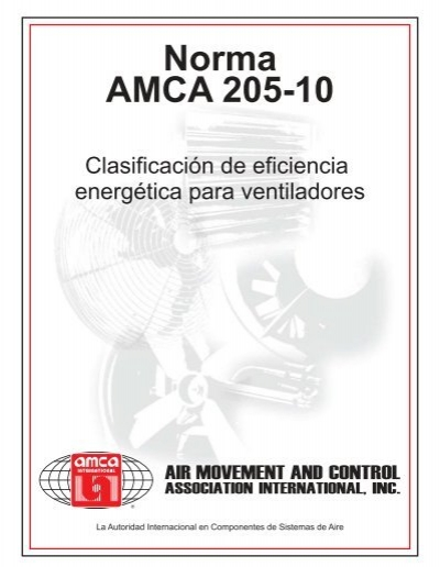 Air Movement And Control Association : Norma amca air movement and control association