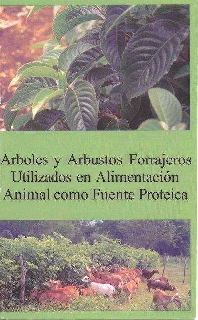 Arboles y arbustos forrajeros utilizados en alimentaci n - Arboles y arbustos ...