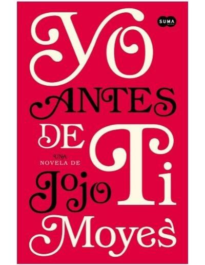 1 Yo Antes De Ti Jojo Moyes