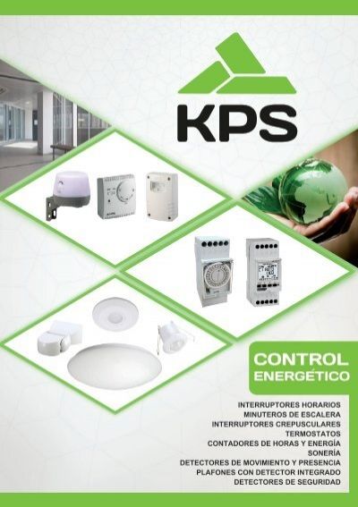 KPS 350200130 Interruptor Horario IH-76CR