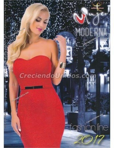 556 cat logo mujer moderna ropa fajas y accesorios para for Moderna catalogo