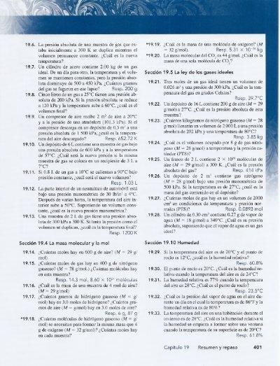 Encantador Clave De Respuestas Hoja De Ley Del Gas Ideal Colección ...