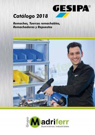 Mango Forjado y Remachadora en Acero Inox S/&R Remachadora Manual para Aluminio MADE IN GERMANY