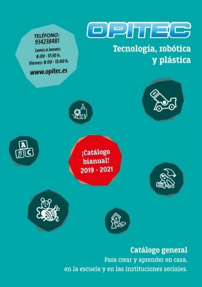 Opitec Catálogo General 2019 2021 V001 Es Es