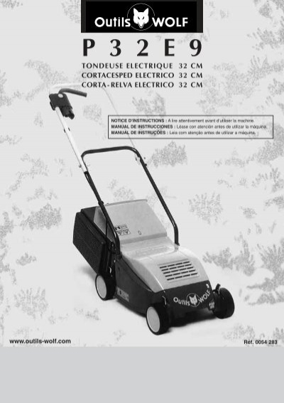 p32e9 pdf outils wolf. Black Bedroom Furniture Sets. Home Design Ideas