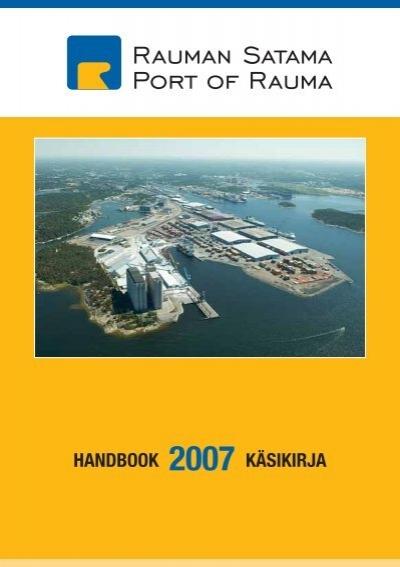 2007 Rauman Satama