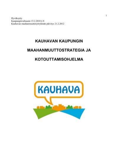 Avoimet työpaikat Seinäjoki, Lapua, Kauhava, Ilmajoki, Kurikka