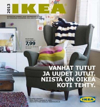 Ikean huonekalujen tuunaaminen – Uusi ilme sohvalle, nojatuolille ja kaapille