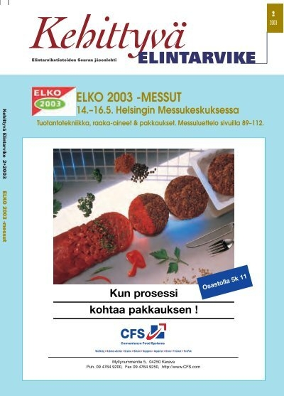 Date. Febru Language of publication: Finnish.