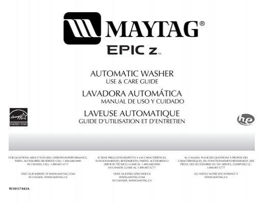 Automatic Washer Lavadora Automática Laveuse Automatique Abt - Abt washers