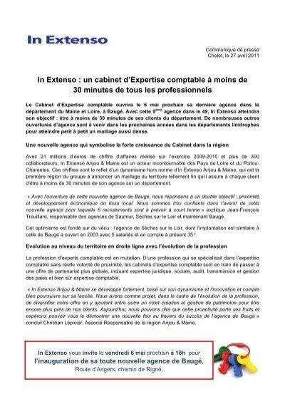 In Extenso : un cabinet d\'Expertise comptable à moins de ... - Oxygen