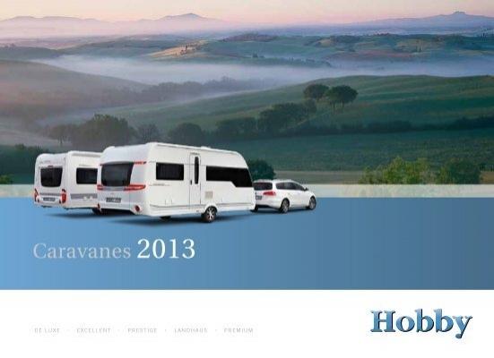 caravanes 2013 hobby caravan. Black Bedroom Furniture Sets. Home Design Ideas