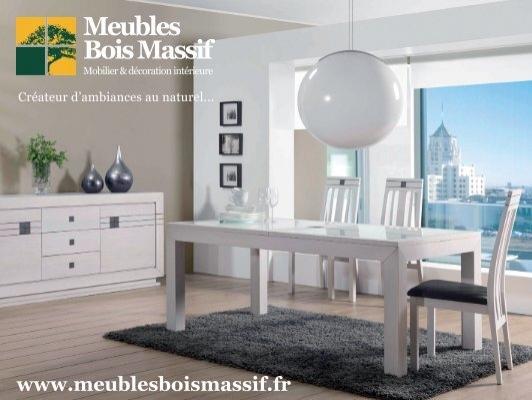 Collection ardoise meubles bois massif boutique en ligne for Ameublement en ligne