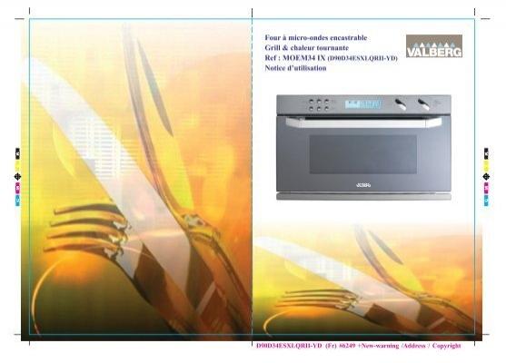 four micro ondes encastrable grill chaleur electro depot. Black Bedroom Furniture Sets. Home Design Ideas