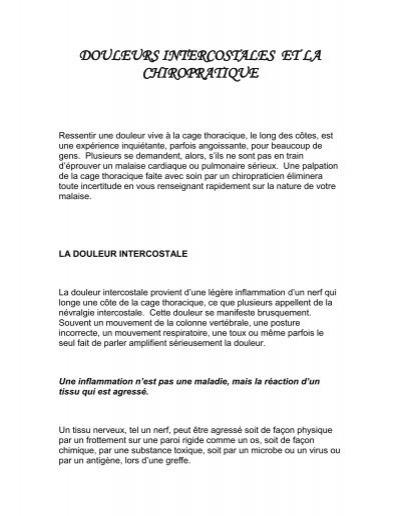 douleurs-intercostales-et-la-chiropratique.pdf - Vidéotron ...
