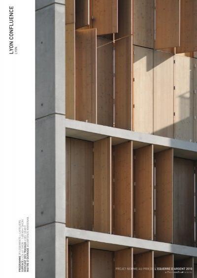 lyon confluence lyon clement vergely architectes. Black Bedroom Furniture Sets. Home Design Ideas
