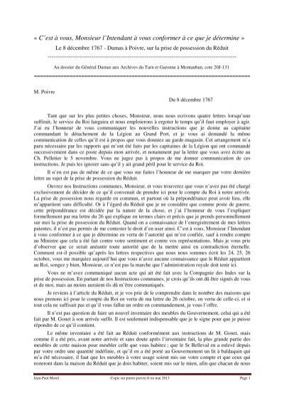 Doc 67 12 8 pierre poivre for Monsieur meuble montauban