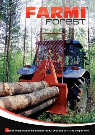 treuil forestier farmi