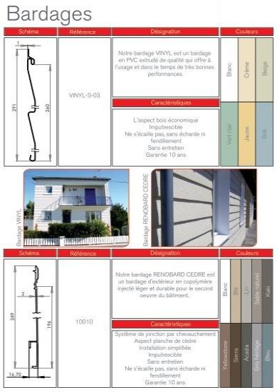 370 7 20 180 18 bardage b. Black Bedroom Furniture Sets. Home Design Ideas