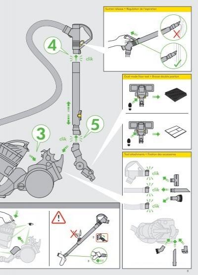 dyson v8 operating manual pdf
