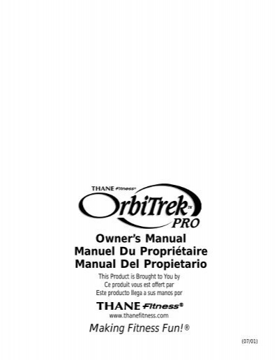 s manual manuel du pro p r i thane international inc rh yumpu com TV Commercial Thane Direct UK