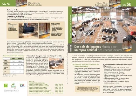Logettes chambres d 39 agriculture picardie - Chambre d agriculture recrutement ...