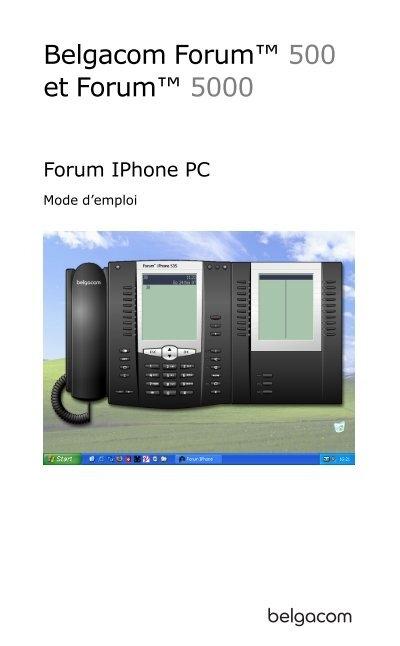 mode d 39 emploi forum iphone pc belgacom. Black Bedroom Furniture Sets. Home Design Ideas