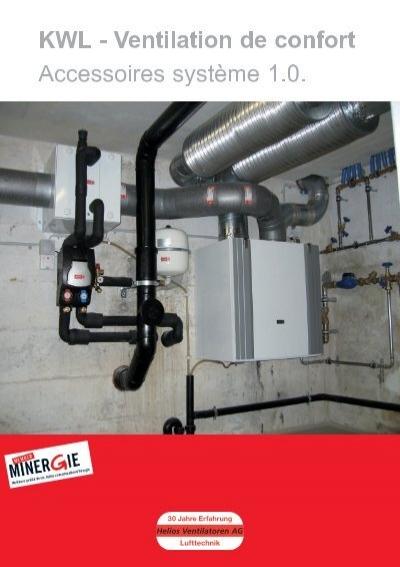 Tuyau Joint dn75 central Logement Ventilation échangeur de chaleur 10 pcs.
