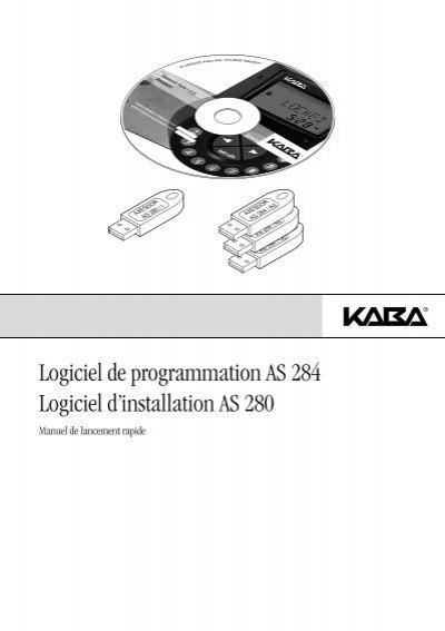logiciel de programmation as 284 logiciel d 39 installation as 280. Black Bedroom Furniture Sets. Home Design Ideas