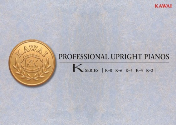 Kawai K Series Professional Upright Pianos >> Koichi Kawai Founder 18