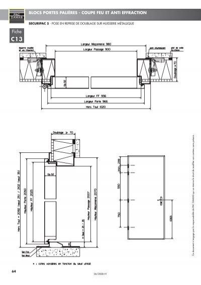 blocs portes pali res coupe feu et anti effraction. Black Bedroom Furniture Sets. Home Design Ideas