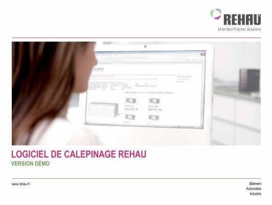 Demonstration Du Logiciel De Calepinage Quincaillerie Lba Thivel