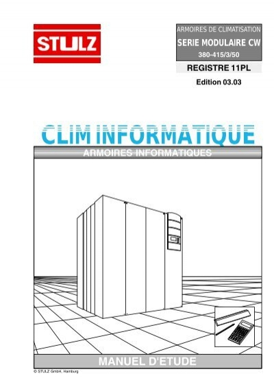 serie modulaire cw armoires de climatisation stulz gmbh. Black Bedroom Furniture Sets. Home Design Ideas
