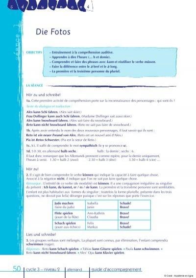 Conseils Et Corriges Sequences 4 A 10 Academie En Ligne