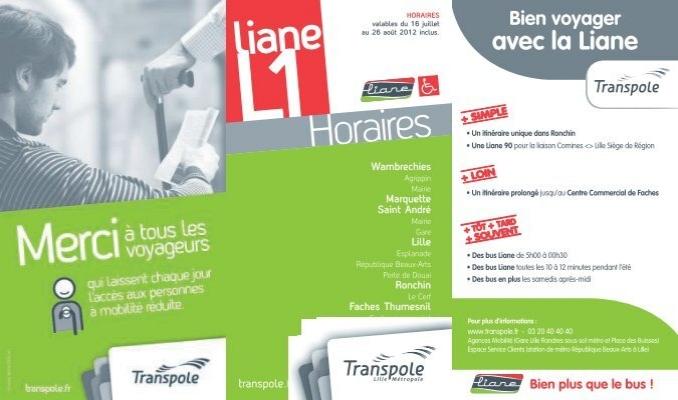 Horaires transpole - Horaire bus douai ...