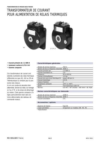 transformateur de courant pdf free