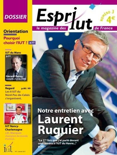 Laurent Ruquier Iut De Metz