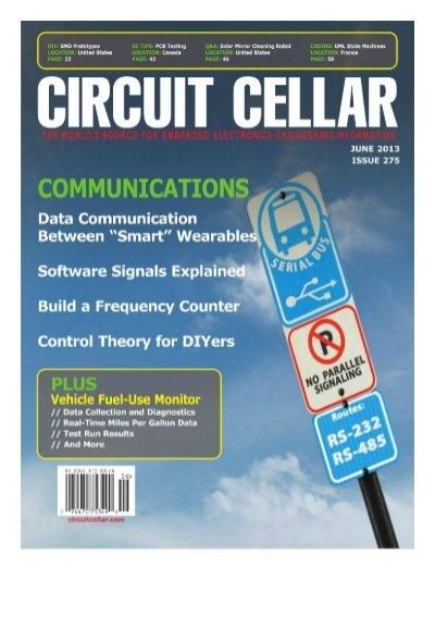 circuit cellar magazine issue 275 june 2013 quantum leaps rh yumpu com