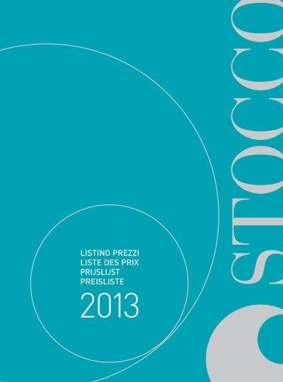 stocco preisliste 2013 duschking. Black Bedroom Furniture Sets. Home Design Ideas
