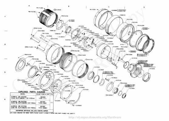 OLYMPUS LENS AF ZOOM 35—105mm 1:3.5—4.5