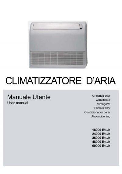 climatizzatore d aria elco ecoflam rh yumpu com Appliance Manuals Cartoon GE Appliance Manual