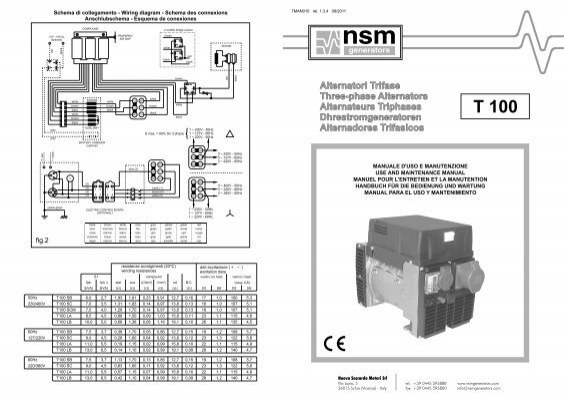 Erfreut Anschlussschema Für Den Generatorgenerator Ideen - Die ...