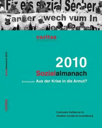 2010 Sozialalmanach Caritas Luxembourg