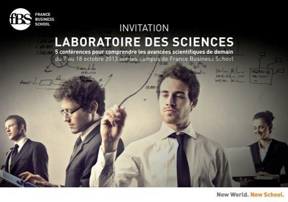 Les 5 conférences - France Business School