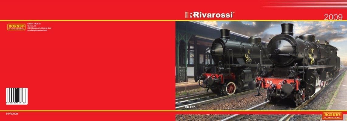 Catalogo treni JOUEF 2009 Nuovo
