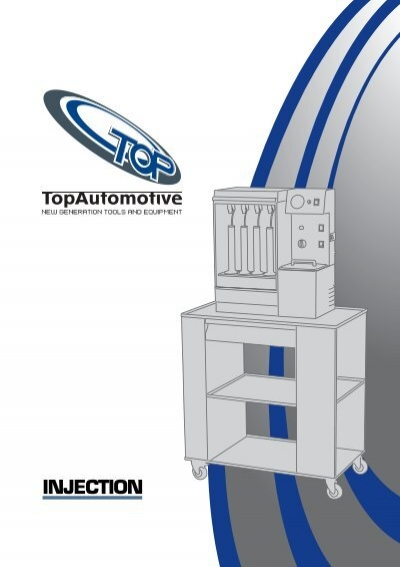 Kit tester controllo prova iniettori auto motore diesel iniettore adattatori