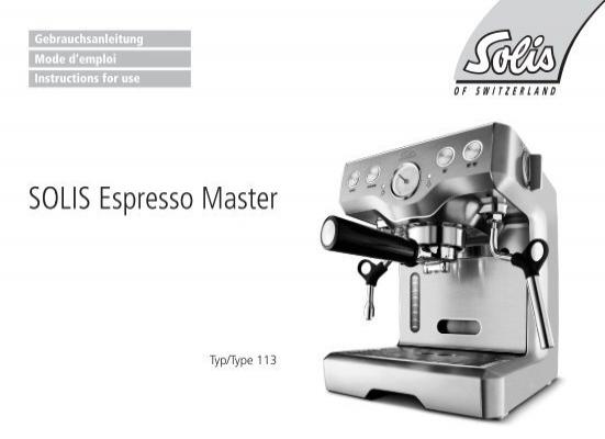 Review espresso machine baby gaggia