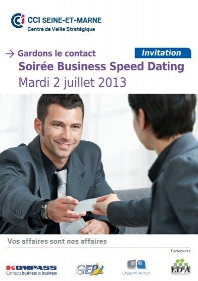 soirée speed dating seine et marne