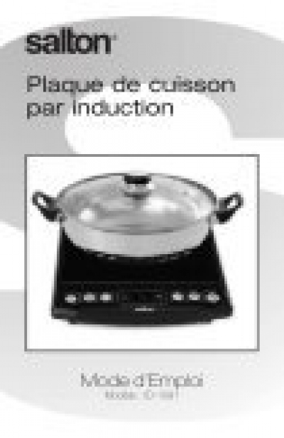plaque de cuisson par induction salton. Black Bedroom Furniture Sets. Home Design Ideas