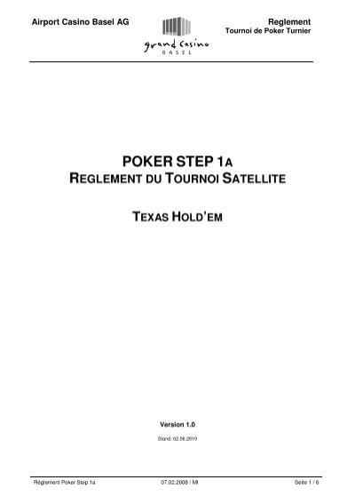Texas holdem satellite